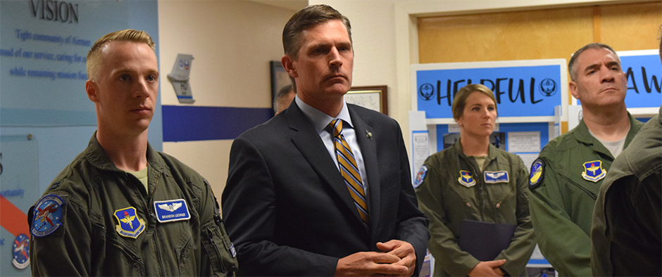 Heinrich Delivers Major Wins For N.M. Military Bases, Labs, And Defense Tech